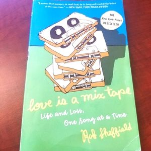 Book - Love Is A Mix Tape